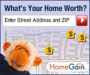 HomeGain: What's My Home Worth?
