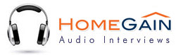 HomeGain Audio Interviews
