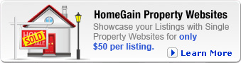 HomeGain Property Websites